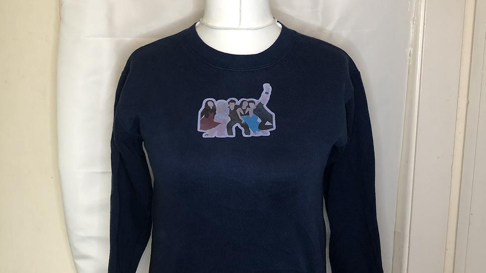 The Vampire Diaries Sweatshirt