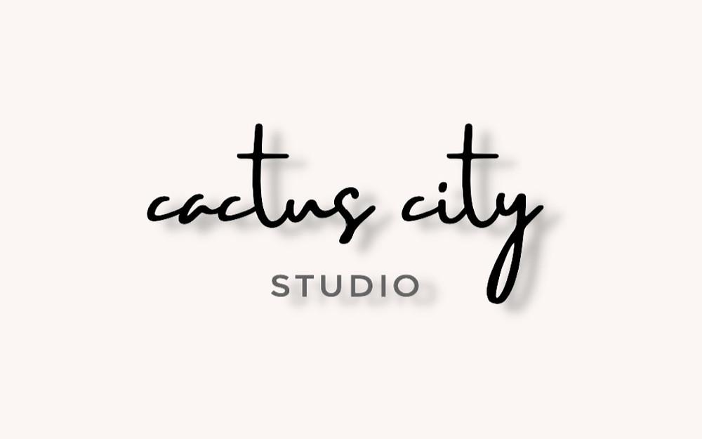Cactus City Studio logo