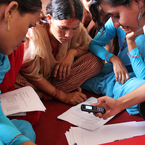 Scaling Performance Management Tools that Work in Community Health