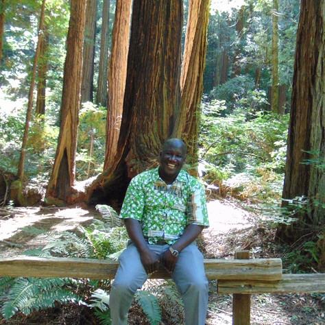 Reflections from Dr. Djoumé Diakité: My time in San Francisco