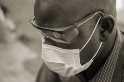 PPE stocks for CHW contain goggles, masks, gloves, face shields and hand sanitizer