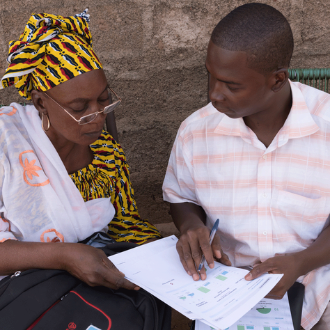 Partner Highlights: Creating Mobile Support Tools for CHWs with Medic Mobile