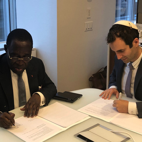 Muso announces partnership with the Côte d'Ivoire Ministry of Health
