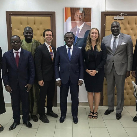 Muso announces the launch of a long-term partnership with the government of Côte d'Ivoire