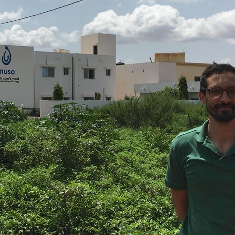 Introducing Dr. M. Matias Iberico, Muso's visiting HEAL Initiative Global Health Fellow