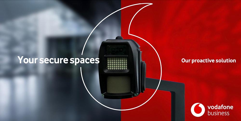 Vodafone Indirect Business Launch of Smart Wireless Camera