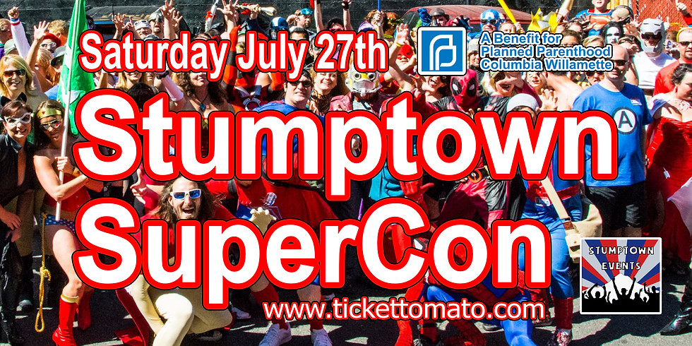 Stumptown SuperCon 2019