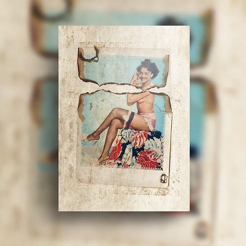 Queen's Card | Version 2