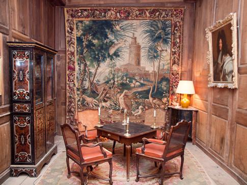Salon de jeux Louis XIV