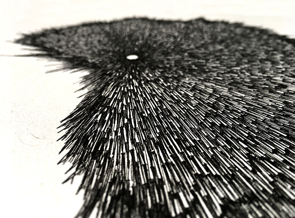 Magnetic Growth No.02 | Detail