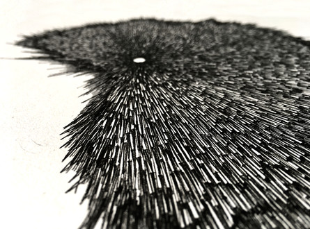 Magnetic Growth No.02   Detail