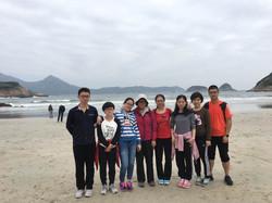 Hiking at Sai Wan
