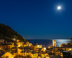 Monterosso by Moonlight