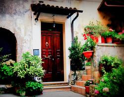 New Door in Old Town
