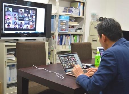 弊社代表・永谷による長崎大学での授業の取り組みが、マイナビニュースに取り上げられました
