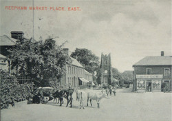 Reepham Market Places East