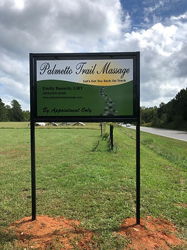 Palmetto Trail Massage