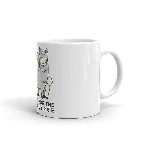 Great Ready for the Alpacalypse Mug