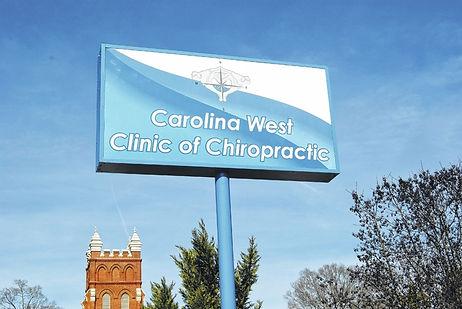 Carolina West Clinic of Chiropractic