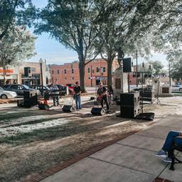 Newberry South Carolina Downtown Develop