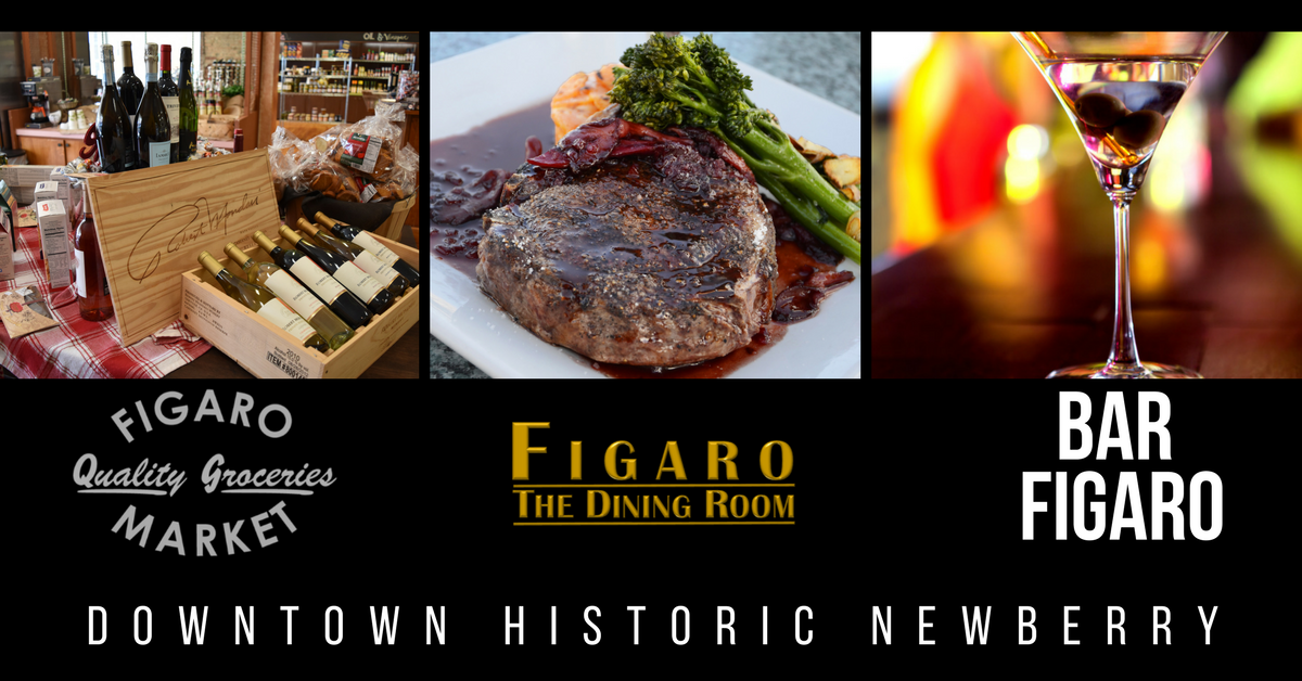 Figaro The Dining Room American Sout