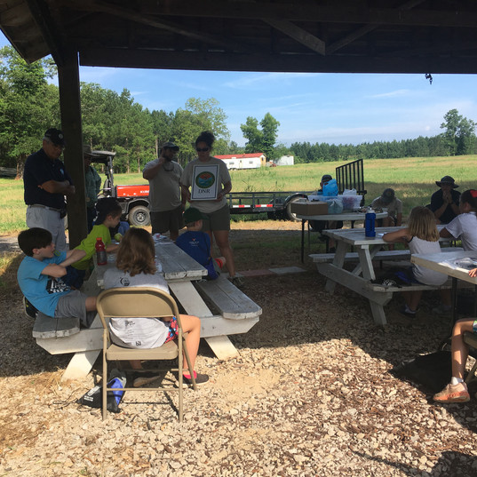 Camp Conservation 2019 Newberry Water &