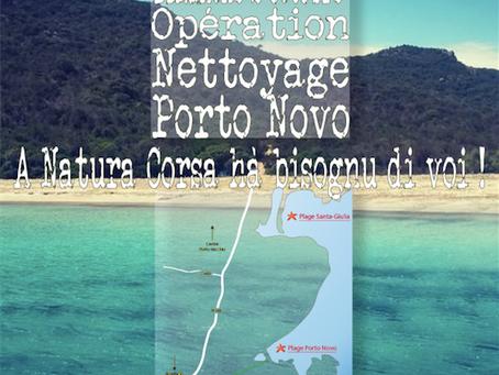 Action sur la Corse