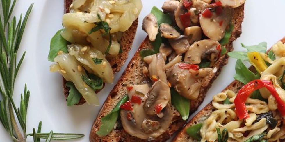 Meglio Kitchen Tasting