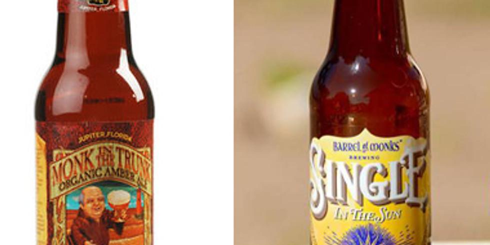 Battle of the Monks Beer Tasting