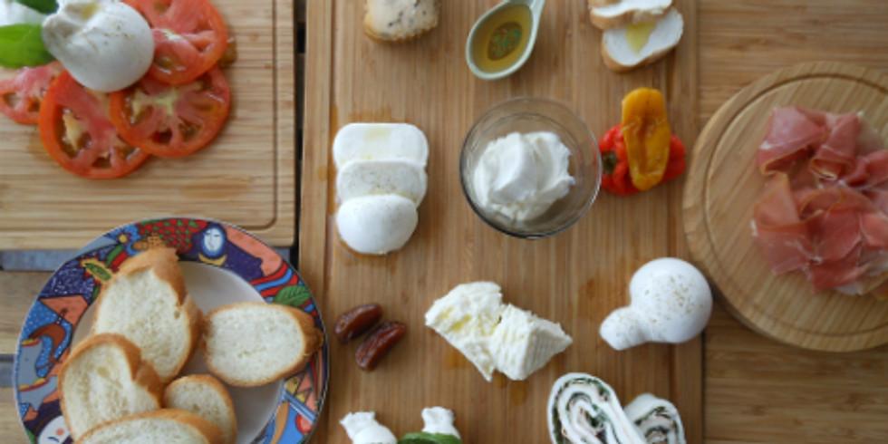 Mozzarella Making Workshop