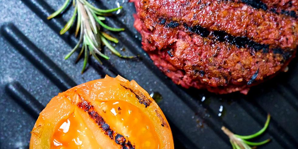 Mirakle Foods Burger Tasting