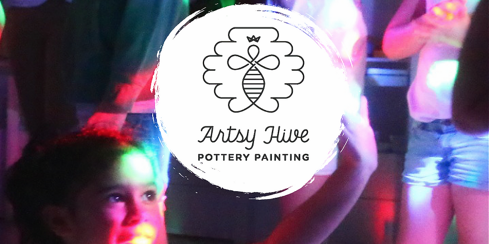 Artsy Hive Dance Party!