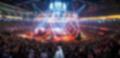Mercedes-Benz Arena Opening
