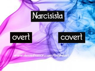 Narcisista overt o covert?