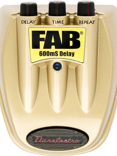 Danelectro FAB 600MS Delay