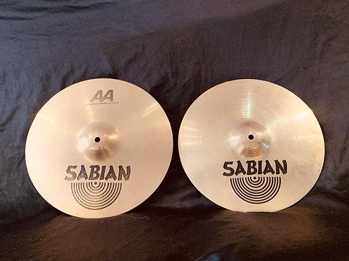 """Sabian AA 14"""" Regular Hi-Hats"""