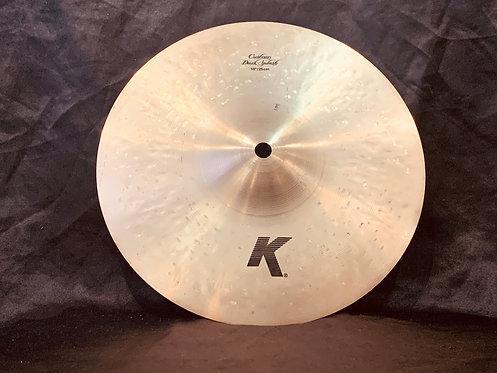 "Zildjian K Custom 10"" Dark Splash"