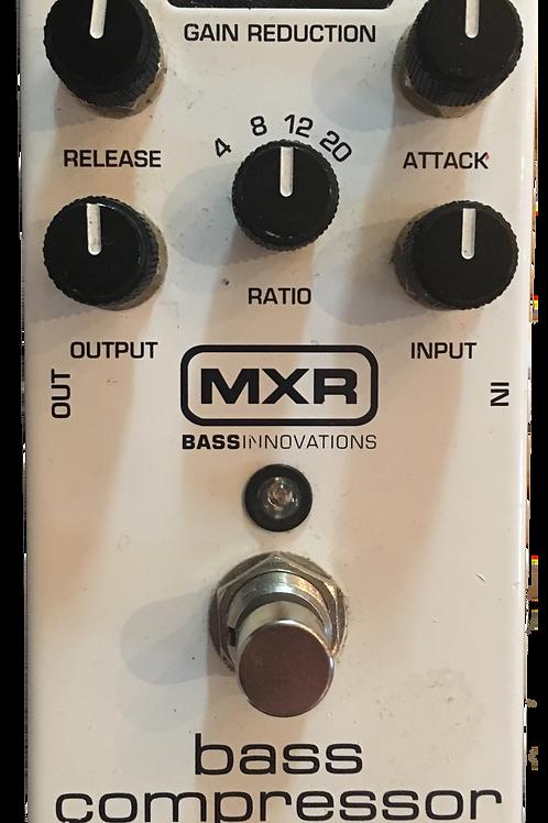 MXR Bass Innovations Bass Compressor