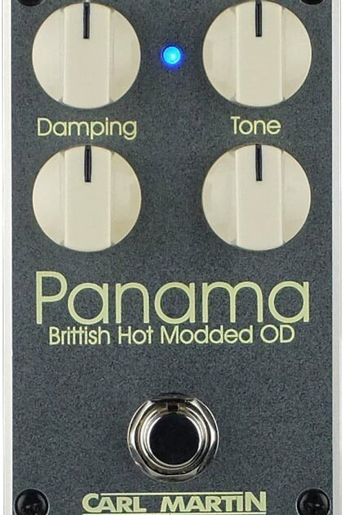 Carl Martin Panama British Overdrive