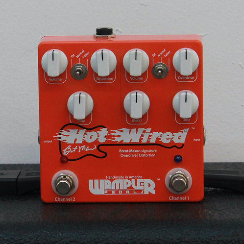Wampler Hot Wired Brent Mason Overdrive