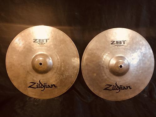 "Zildjian ZBT 14"" Rock Hi-Hats"
