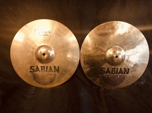 """Sabian Pro Sonix 14"""" Hi-Hats"""