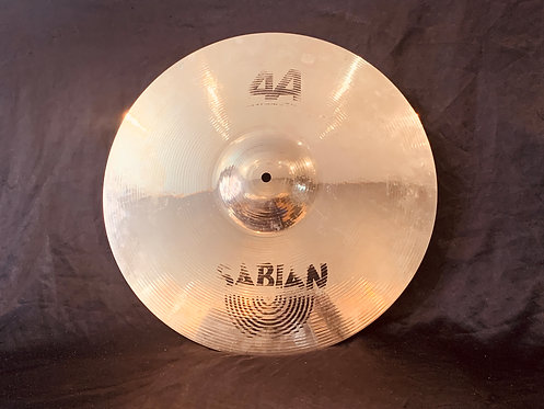 "Sabian AA 18"" Rock Crash Brilliant Finish"