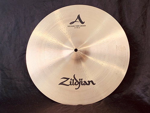 "Zildjian A 16"" Medium Thin Crash"