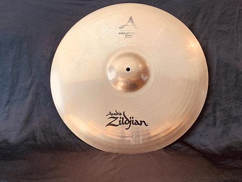 """Zildjian A Custom 21"""" Projection Ride"""