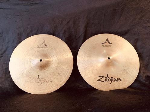 "Zildjian Avedis New Beat 14"" Hi-Hats"