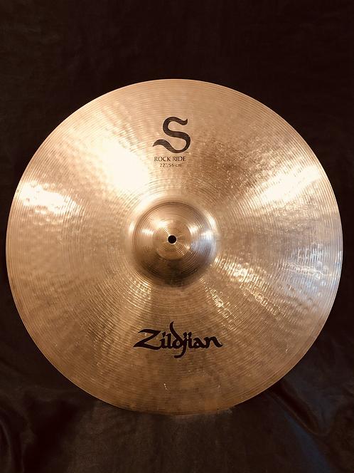 """Zildjian S Series 22"""" Rock Ride"""