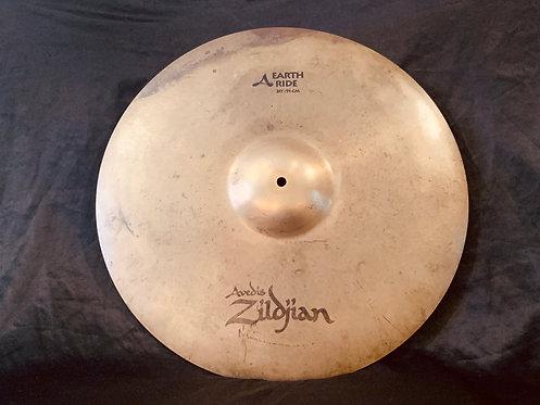 "Zildjian Avedis 20"" Earth Ride"