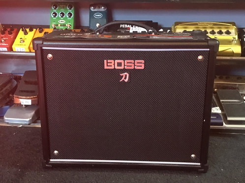 Boss Katana 50w MK1- Like New