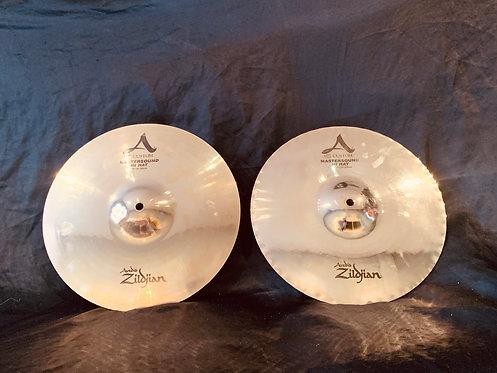 "Zildjian A Custom 13"" Mastersound Hi-Hats"